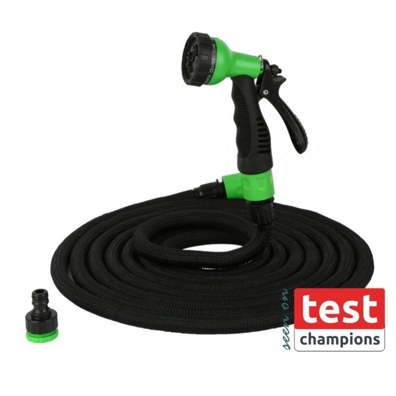 flexibler-gartenschlauch-magic-flexx-bungee-exxtreme-2500-10-30-meter-carbon-black-inkl-8-in-1-duese-mit-feststellfunktion
