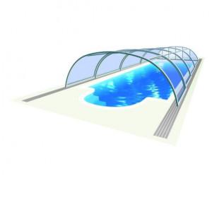 die derzeit bestverkaufte Schwimmbad Überdachung