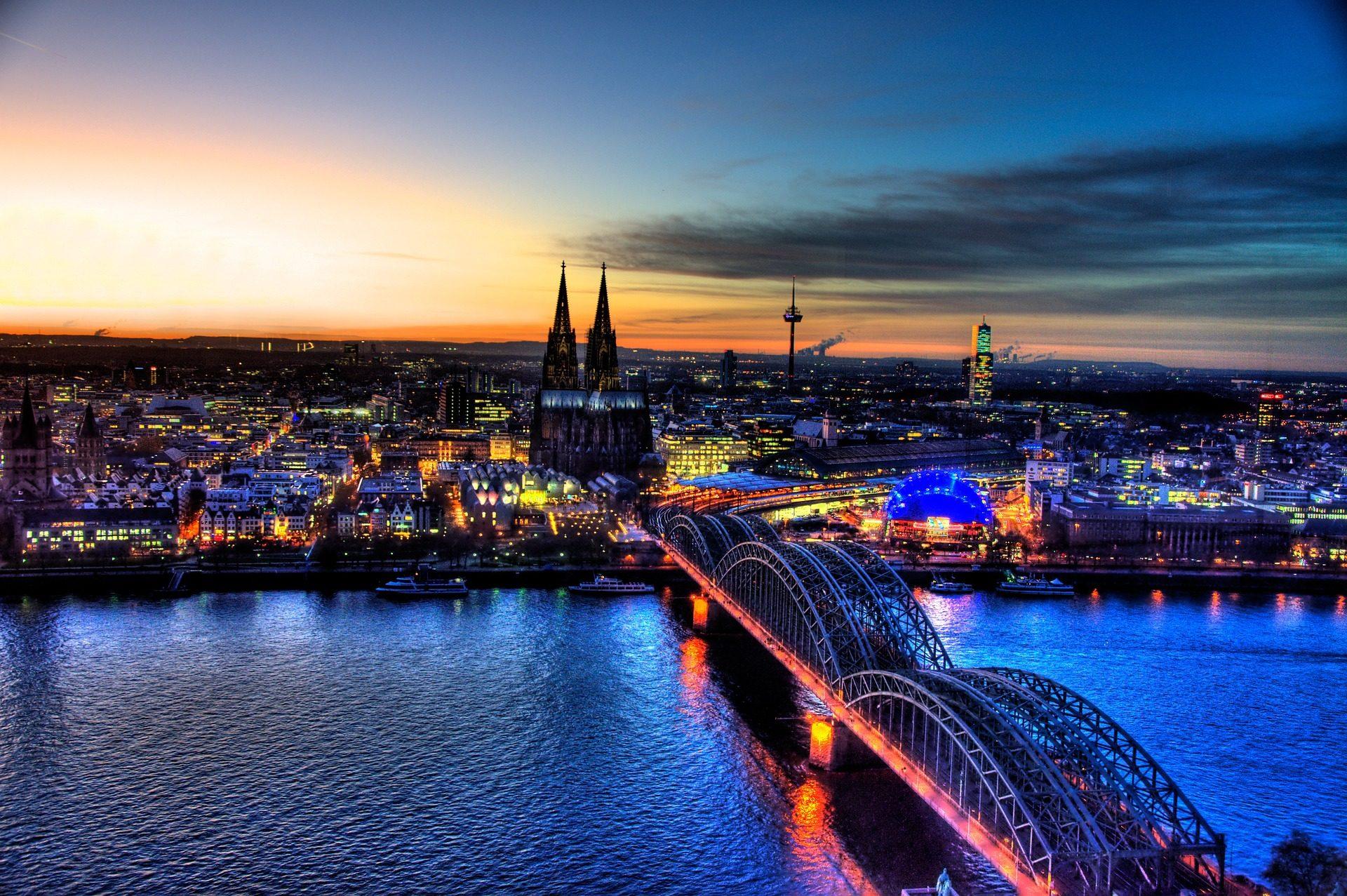 Schwimmbad Schall jetzt acuh in Köln